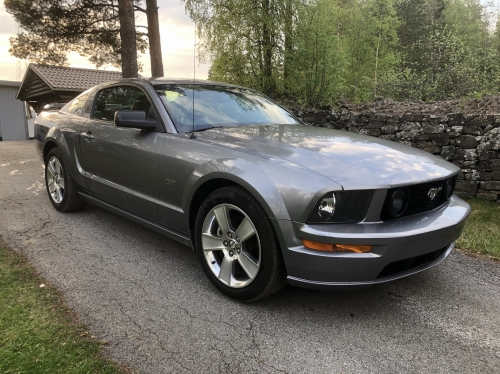 FORD MUSTANG GT 06